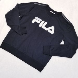 Fila crew neck sweater